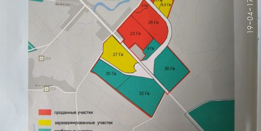 Продается земля пром назначения для производственно-складских объектов до 4 класса, п. Ям-Ижора, примыкает к Московскому шоссе.