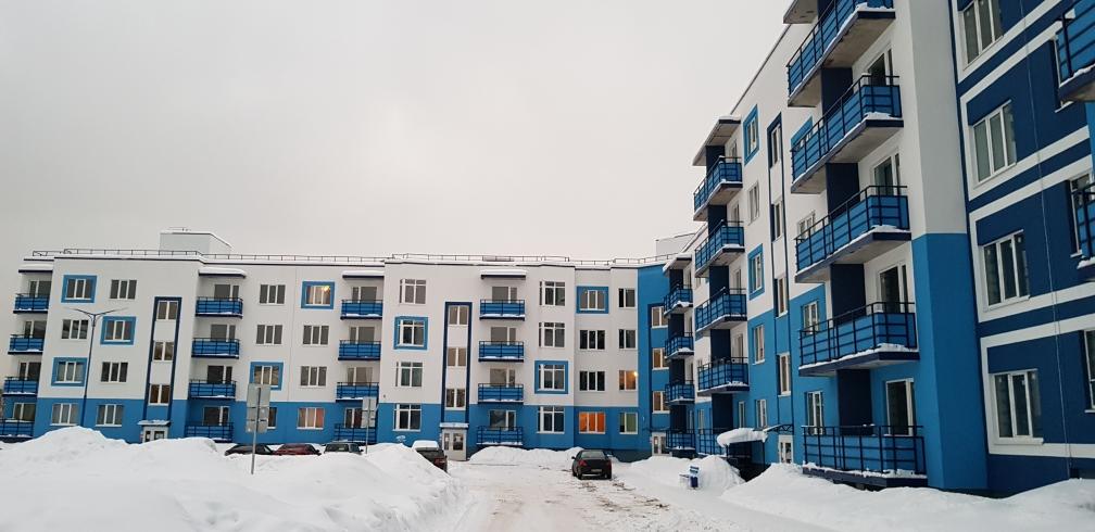 Продается студия 22.4 м2 на 4/4 эт. в малоэтажном домев п. Щеглово, ЖК «Дом с фонтаном».
