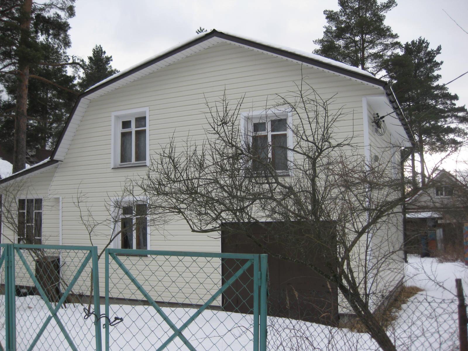 Продается дом-дача в Белоострове, СНТ Трудолюбие, 62,4м2