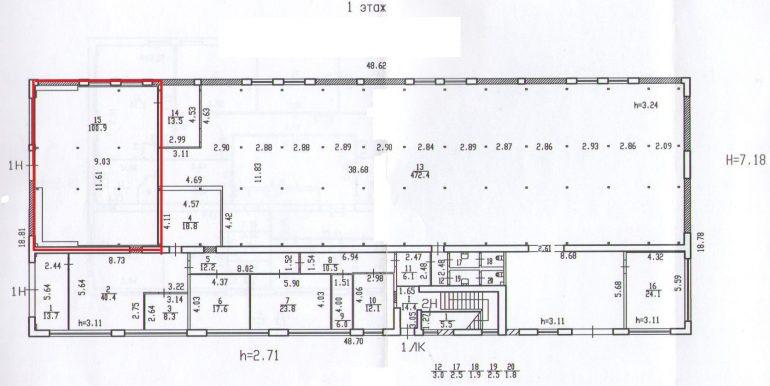 лит. В_1 этаж