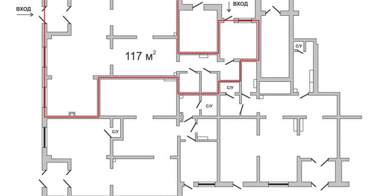 план 117м2