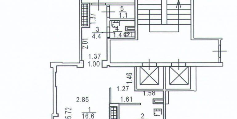 план 46,4м2