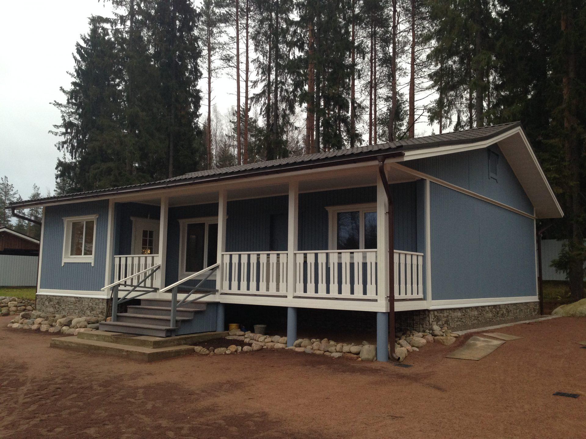Продается новый жилой дом 120м2, уч. 17 сот со своим прудом с карасями