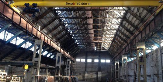 Продается здание 3500м2, 2 эт + зем уч. 9858м2 в пос. Понтонный.