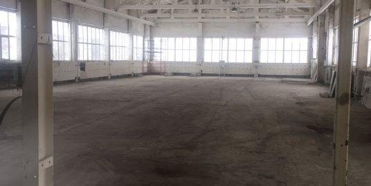 Продается теплое производственно-складское, отдельностоящее 1этажное здание 1000м2 на охраняемой территории МФК в д. Кипень