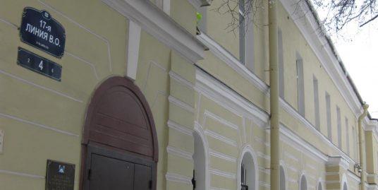 Сдается в аренду помещение 279.4м2 на 2этаже в БЦ Ситилинк, 17-я линия В.О., д.4-6, помещение имеет отдельный вход с улицы.