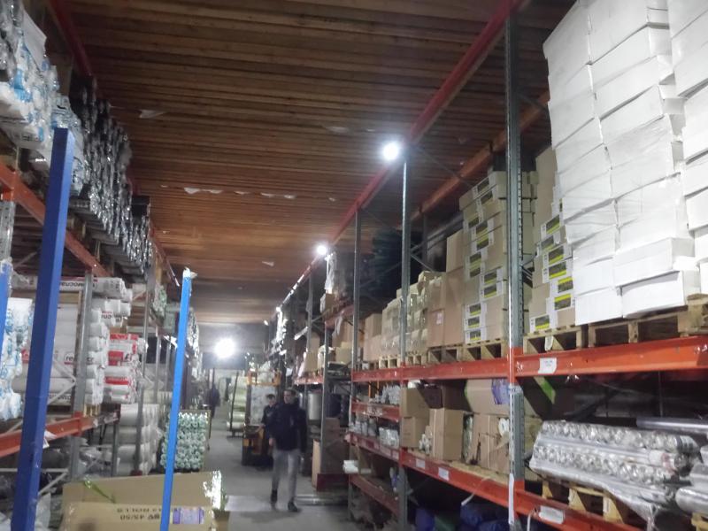 Предлагаем в аренду производственно-складское помещение 2788,5м2 на 1эт, ул. САлова 56