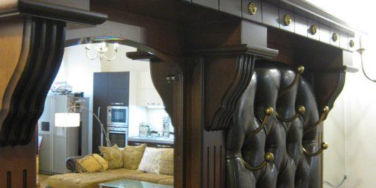 Продается 3 к.кв. 104,2м2 с камином в «Золотом треугольнике» рядом с «Пяти углами» на ул. Ломоносова 20.