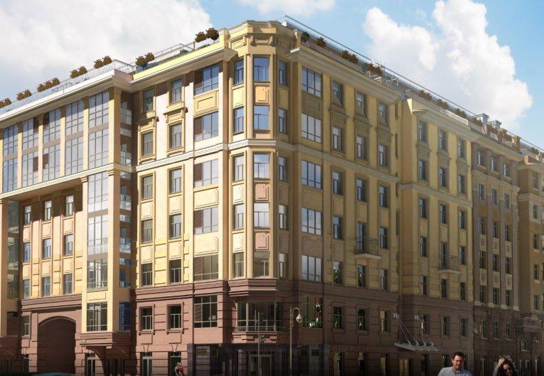 Аренда помещения на ПЕРВОЙ линии Малого пр.В.О. дом 52 в новом ЖК бизнес-класса «Фьорд»