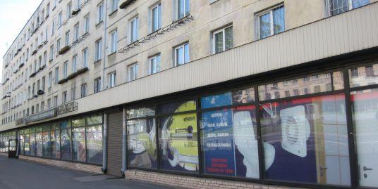 Аренда-Продажа торгового пом. 976,7м2, 1эт. Первая линия ул. Краснопутиловская 31А