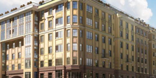 Предлагаем Вам рассмотреть Продажу помещений в Санкт-Петербурге по адресу: Малый пр.В.О. дом 52 в новом ЖК бизнес-класса «Фьорд»