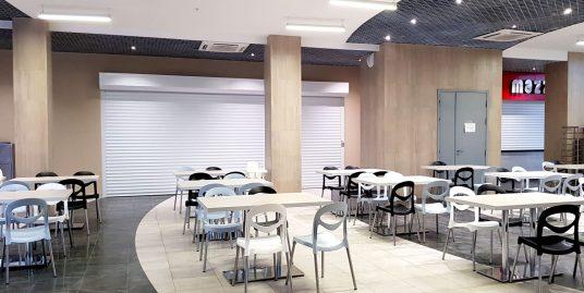 Аренда помещений 84,9м2 для размещения кафе на В.О., Малый пр., д.88, ТРК «Шкиперский Мол»