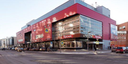 Аренда торговой площади в ТРК «Шкиперский Мол»,В.О. 1эт, 24,5м2