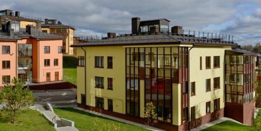 Продается 2 уровневая квартира 79,7м2 расположенная на 1-ом и 2-ом этажах в малоэтажном ЖК «Mistola Hills», д. Мистолово.