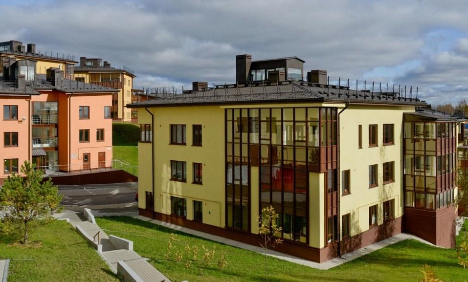 Продается 2 уровневая квартира 79,7м2 расположенная на 1-ом и 2-ом этажаж в малоэтажном ЖК «Mistola Hills», д. Мистолово.