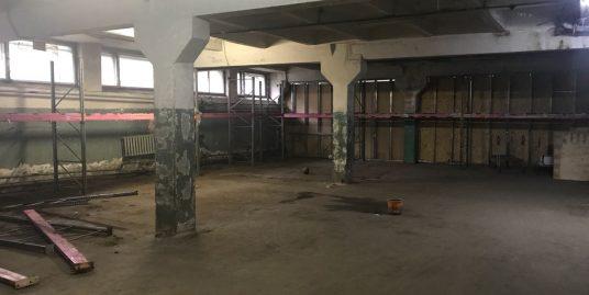Сдается производственно-складское помещ. 502м2,1эт., ул.Новоселов д.49