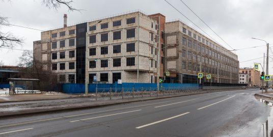 Сдается в аренду здание 18260.7м2, 4этажа под отель, гостиницу, хостел,мед. центр и многое другое в Выборгском районе.