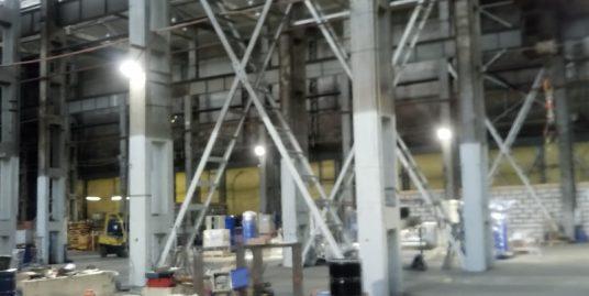 Аренда отапливаемого производственного помещения — 1722.8 кв.м, 1эт., h-3.2м-17м на территории технопарка «Арсенал»