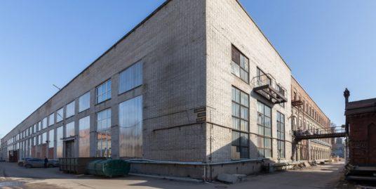 Складское помещение площадью 930.2 кв.м в аренду, 1-й эт. на территории производственно-складского комплекса «Арсенал», Комсомола 1-3.