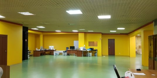 Аренда помещения 503м2, уч. 10сот на 1 линии Выборгского ш. в Парголово