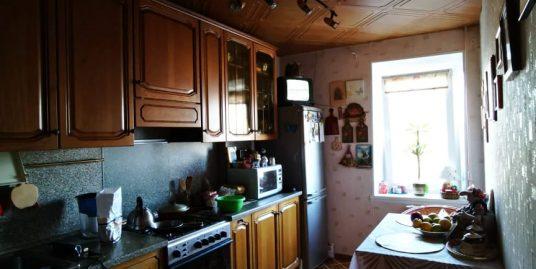 родается отличная 3 комнатная квартира 63,9м2 на 3эт в Металлострое.