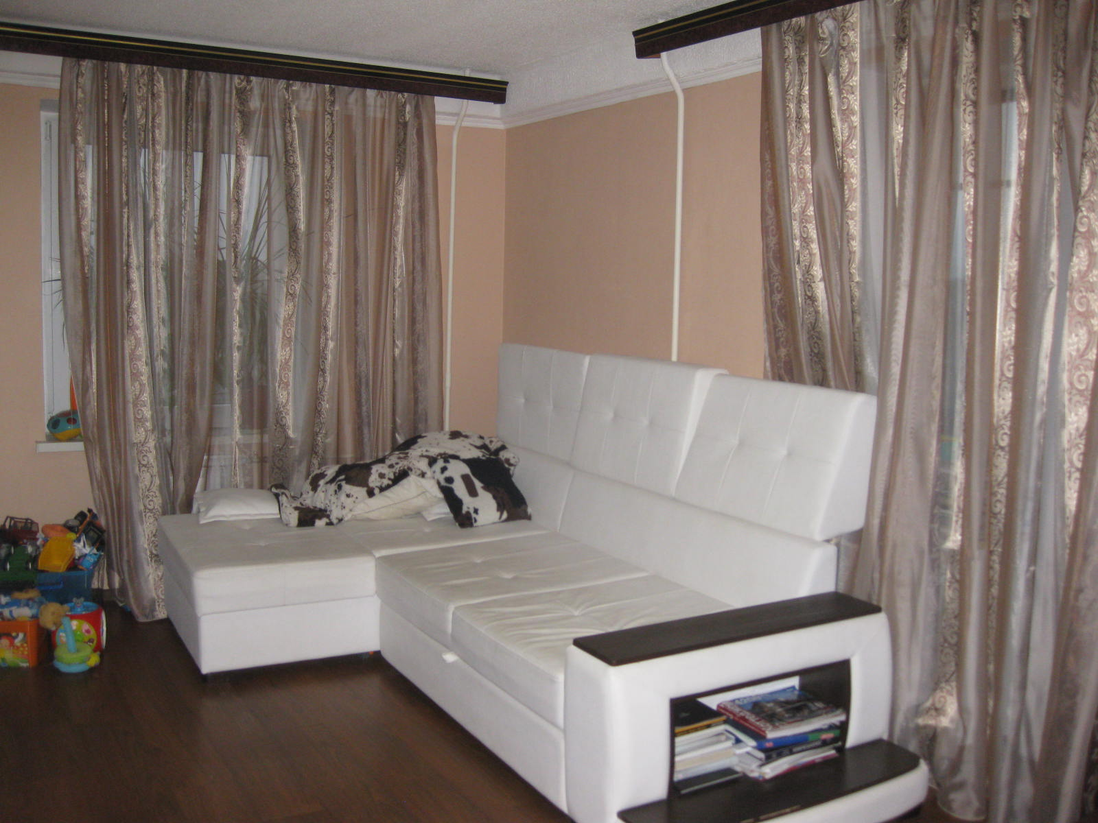 Сдается квартира с хорошем ремонтом и современной мебелью в Сертолово
