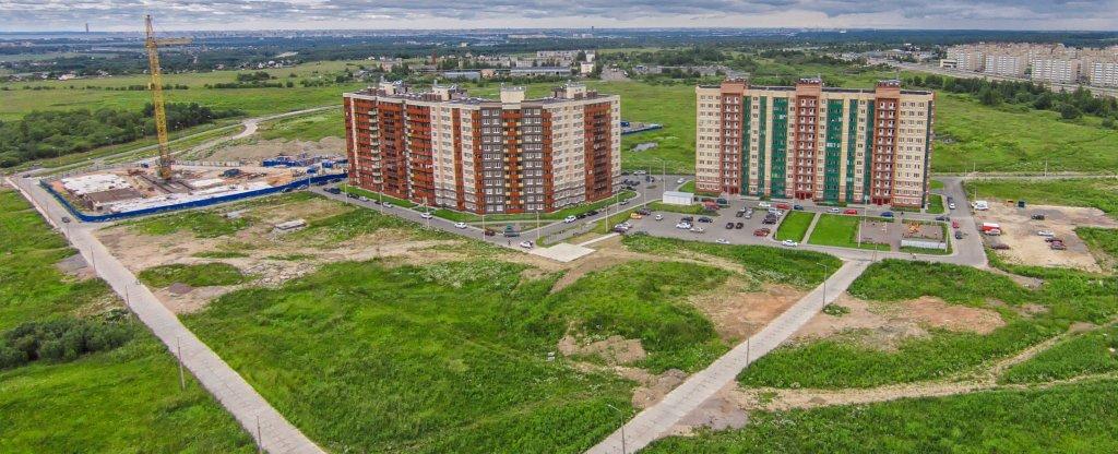 Продается квартира-студия 26м2 с ремонтом «под ключ»в ЖК Анинский Парк, Горелово