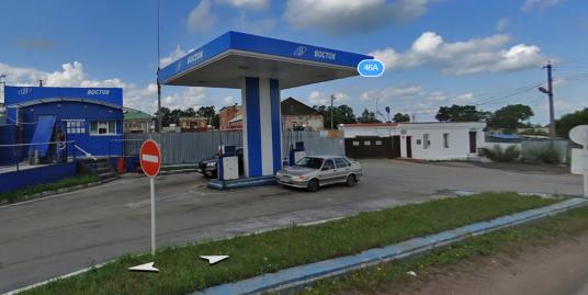 Продается действующая АЗС «Восток» в Лен. области, Ломоносовский р-н, пос. Ропша.