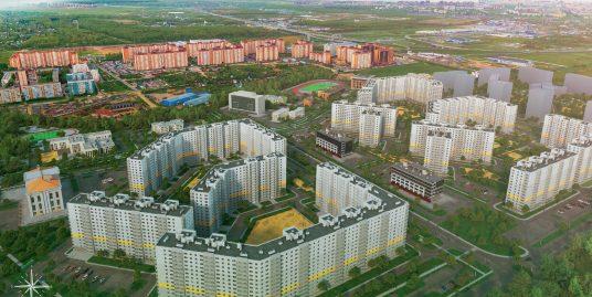Продажа квартир от студии до 4-х комнатных с современными планировками в ЖК «Новое Горелово»!