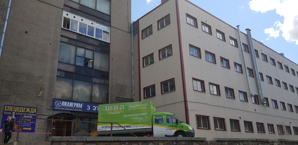 Сдается в аренду отдельно стоящее 7эт здание 8595.2м2, пр. Тореза 68И.