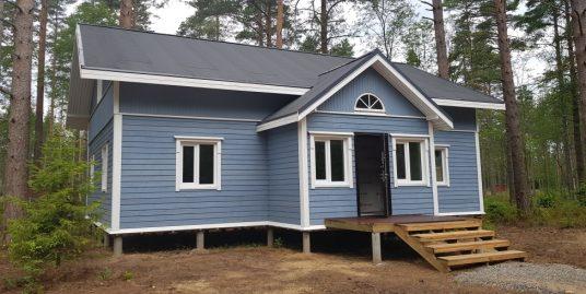 Продается Новый дом 120м2 на уч. 10сот в новом СНТ «Сосновый Бор», массив Грузино, Всеволожский р-н.