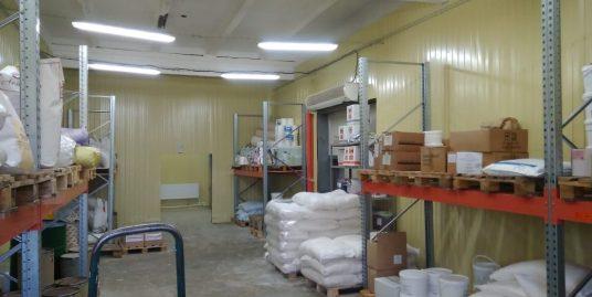Продажа производственного здания (пекарня) 1906м2 на участке 1Га в дер. Лаголово.