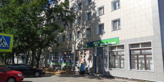 Продажа торгового помещения по адресу: г.Отрадное,ул.Вокзальная, 9. Площадь : 444 м2
