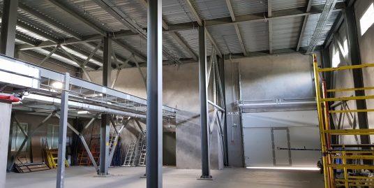Продажа нового здания 1200м2 (НФ), 2 эт., на уч. 20сот, дор. на Турухтанные острова, д.5