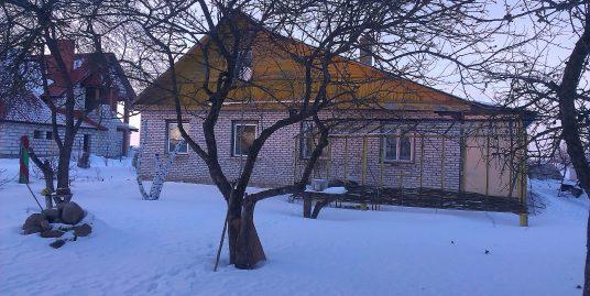 Сдается дом 76м2 с участком 30 сот. в д. Глухово, Ломоносовский р-н.