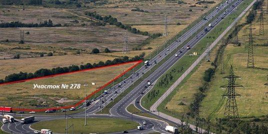 Продается земельный уч. 9,45га, СПб, Колпинский район, угол ул. Софийская и Колпинское шоссе, под торговлю!