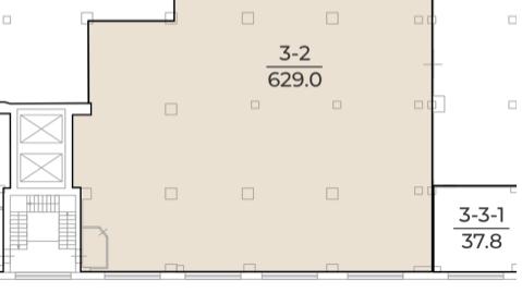 Аренда теплого помещения в Московском р-не, 629м2, Кубинская, д. 80Б