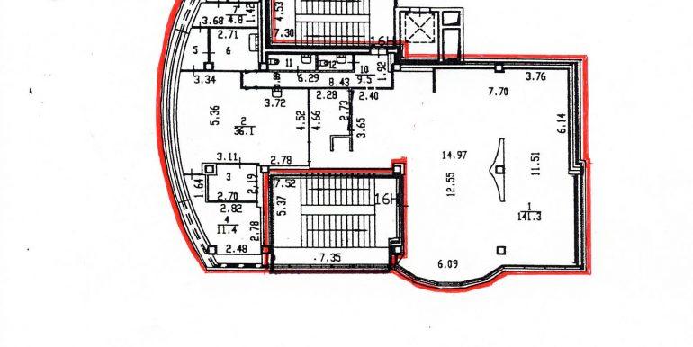 План помещения 2020